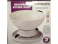 MECHANICAL KITCHEN SCALE 3KG