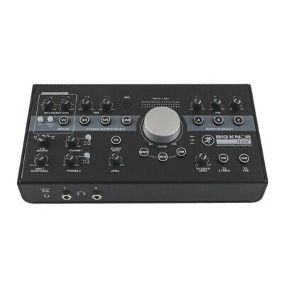 Mackie Big Knob Studio+ Monitor Level Controller Interface segunda mano  Embacar hacia Spain