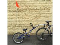 Mongoose Tag a Long Bike Bicycle
