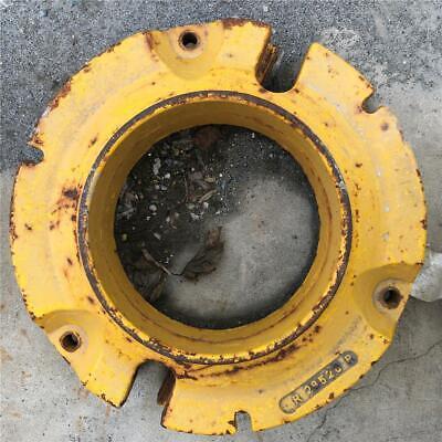 John Deere 100 Lb Rear Wheel Weight Fits 1010 1020 3010 2010 2020 Pn R28520r