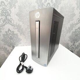 HP Envy i7 6700 4.0GHz 16GB RAM 3TB HDD + 256GB SSD 2GB RADEON VIDEO GAMING PC