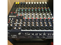 Mixer Soundcraft EPM 8 - £120