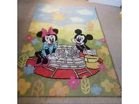 DISNEY RUG (LUXURIOUS AND LARGE)