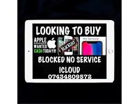 Wanted iPhone 8 8 Plus iPhone 7 7 Plus iPhone X 6s 6s+ Se New Used Faulty Broken iCloud Pin Locked