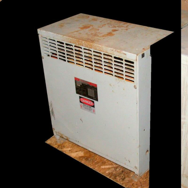 Federal Pacific Reliance  50342-M  3-Phase Dry Type Transformer 30 KVA
