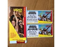 Leeds Festival Ticket and Early Bird