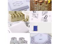 2772 items - JOB LOT WEDDING PARTY STATIONERY ITEMS - RRP £994