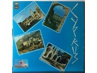 Cyprus 12 inch VINYL. Worldwide Series