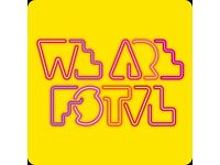 We Are FSTVL 2018 - Saturday (we are fetival)