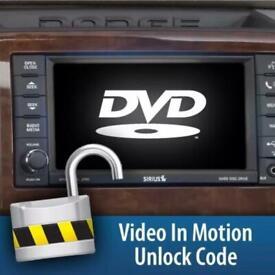 AUDI A4,A5,A6,A7,A8,Q5 Q7 VIDEO IN MOTION MMI 2G-3G+ TV/DVD ACTIVATION SERVICE