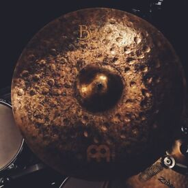 """Meinl Byzance 21"""" Transition Ride (Mike Johnston Signature)"""