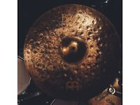 "Meinl Byzance 21"" Transition Ride (Mike Johnston Signature)"
