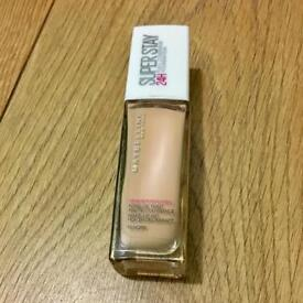 Maybelline Super Stay 24H Full Coverage Foundation Ivory 10