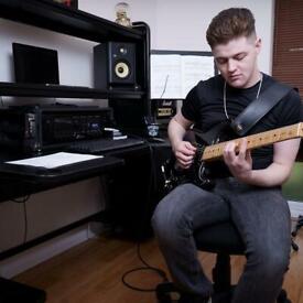 Guitar Teacher - SPACES AVAILABLE