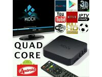 MXQ ANDROID TV BOX. AUTO UPDATES