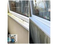 Do you need a local window cleaner who cleans the glass, frames & sills every time?