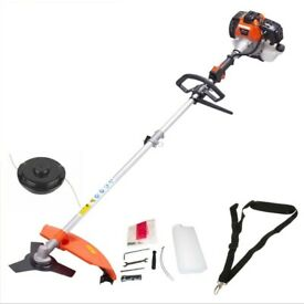 Brushcutter Lawnmower 2in1 52CC With Handlebar NEW