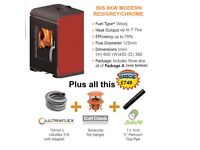 STOVES REDUCED TO CLEAR !!! sale on stoves back boiler insert some will fit fireplace modern wood