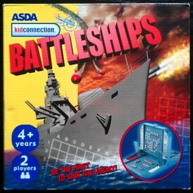 KidConnection 'Battleships' Game (new)