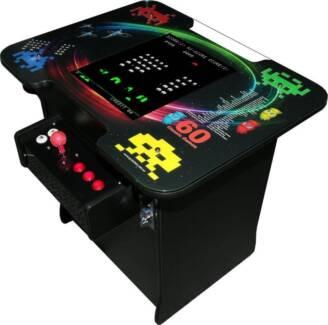 Arcade Game Machine - 60 Classic Arcade Games