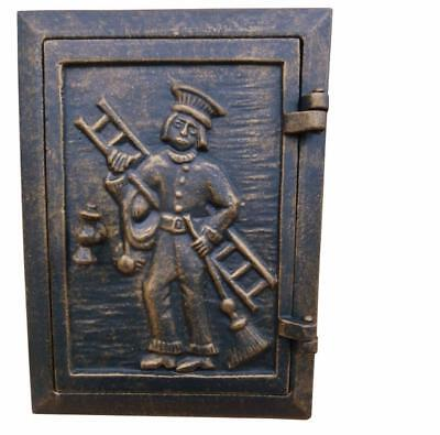 Cast Iron Fire Door Clay Bread Oven Pizza Stove Quality Cooper (FM) 28 x 20,7