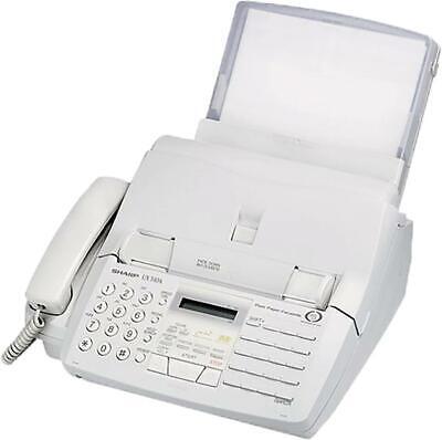 Sharp Ux-510 Fax Machine