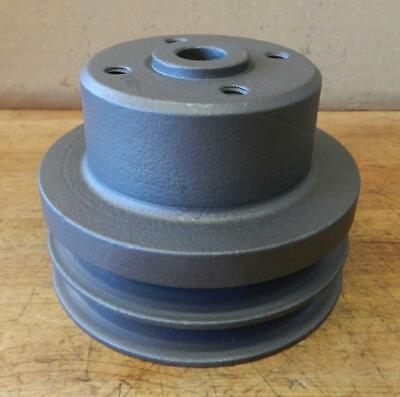 Clark Forklift Continental Engine Used Water Pump Pulley F36522 4-12 Diameter