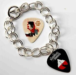 Sleeping-with-Sirens-Two-Sided-Guitar-Pick-Bracelet-Plus-Plectrum