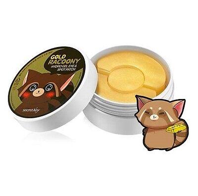 *Secret Key* Gold Racoony Hydro Gel Eye & Spot Patch 90Patch (Eye 60p, Spot 30p)