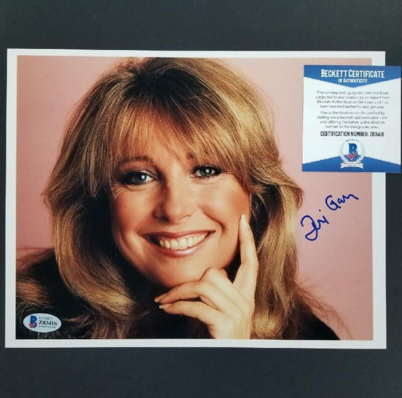 Teri Garr signed 8x10 Photo Actress Autograph ~ Beckett BAS COA