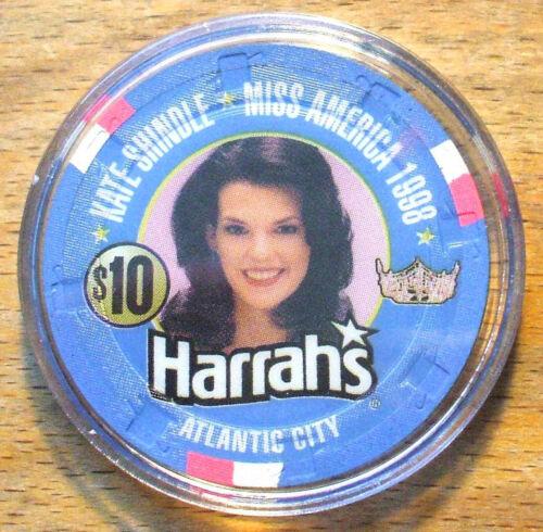 $10. Harrah