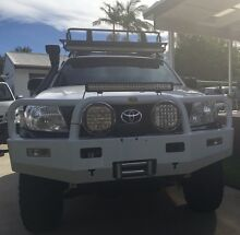 2011 Toyota Hilux SR 4X4 Automatic Dual Cab Old Guildford Fairfield Area Preview