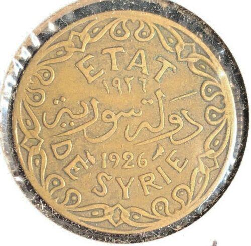 Syria 1926  5 Piastres KM 70