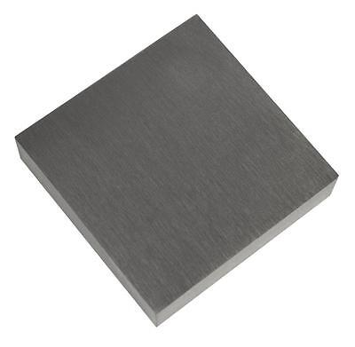 """2-1/2"""" x 2-1/2"""" x 3/4"""" Steel Bench Block Work Surface Metal Forming Jewelry Tool"""