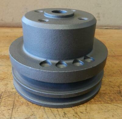 Clark Forklift Continental Engine Used Water Pump Pulley F34226 4-12 Diameter