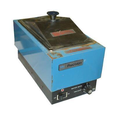 Precision Scientific 182 66643-25 Water Bath 120 Vac 300 Watts 25-100c