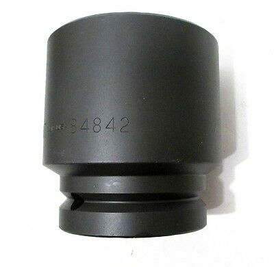 Wright Tool 84842 Impact Socket 2-58 X 1-12 Drive 6 Point Hex Usa Made New