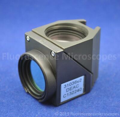 Olympus Chroma 31036v2 Deac Fluorescence Microscope Filter Cube
