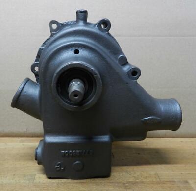 1960s-70s Massey Ferguson Hyster Perkins 6-354 I6 Rebuilt Water Pump 37712300