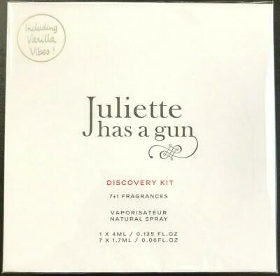 Juliette Has A Gun Discovery Kit (including Vanilla Vibes)