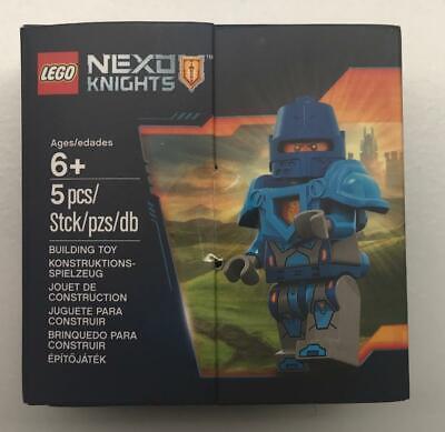 New Lego Set 5004390: King's Guard box sealed: Nexo Knights Castle Figure