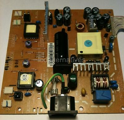 Repair Kit, Philips 170P, LCD Monitor, Capacitors Only, Not entire board.