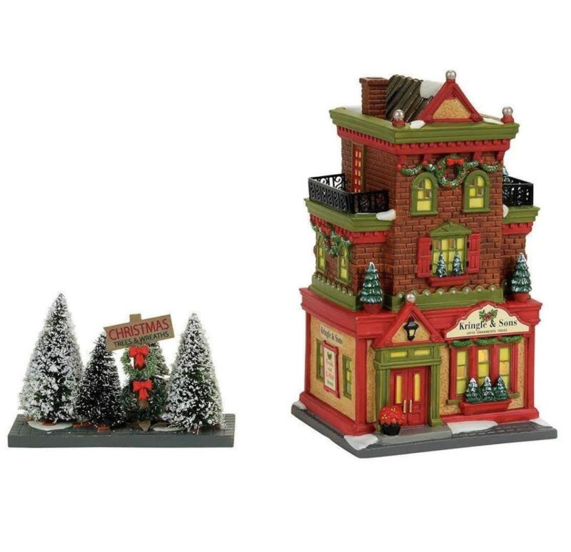 Department 56 Kringle & Sons Boutique #4056624 NEW (FREE SHIPPING)