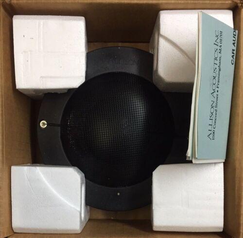 NEW Original Allison Acoustics CONVEX DIAPHRAGM MIDRANGE DRIVERS ACD-M NOS
