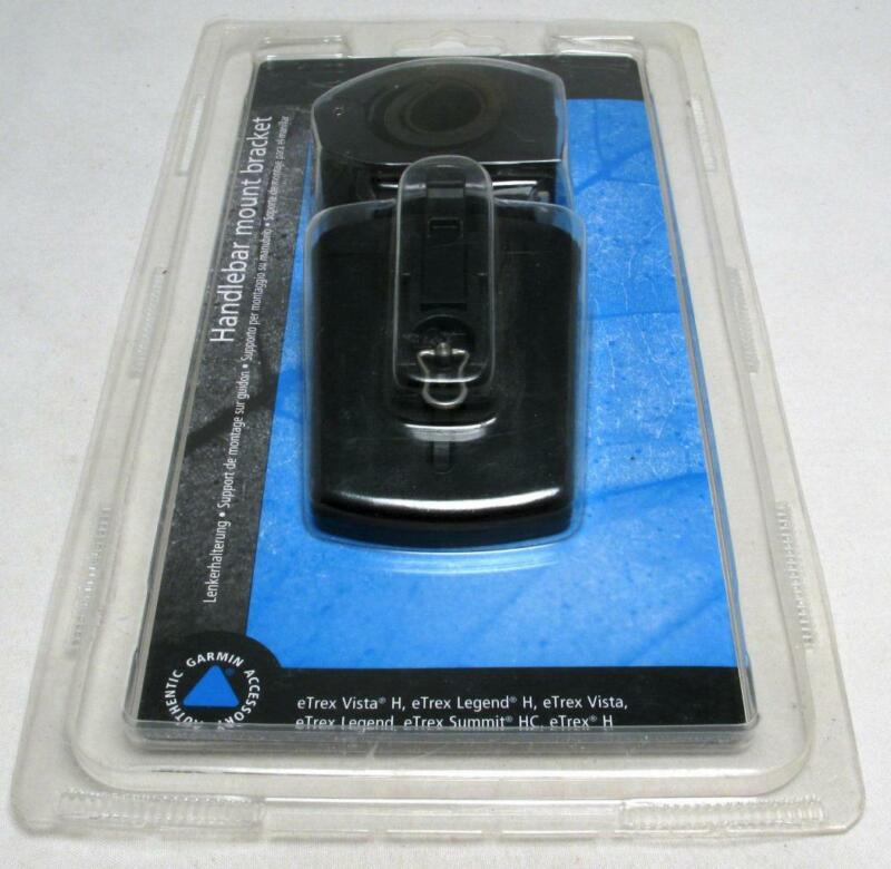 NEW OEM Garmin 010-10267-00 Handlebar Mount Bracket Etrex Series Sealed