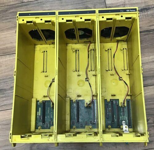 FANUC A02B-0216-B503 BACKPLANE 6 SLOT 18-TB CHASSIS