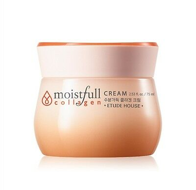 *Etude House* Moistfull Collagen Cream 75ml (New)   -Korea cosmetics