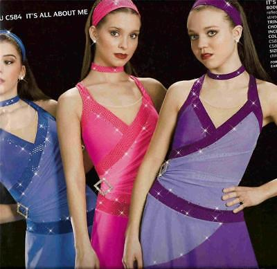 All About Costumes (Dance Costume Jazz Tap skate pageant  its all about)