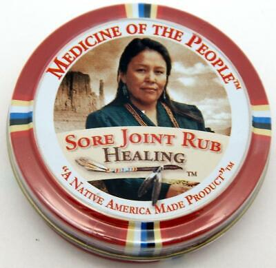 Arthritis Medicine - Medicine of the People Sore Joint Rub Natural Relief from Arthritis/Muscle Pain