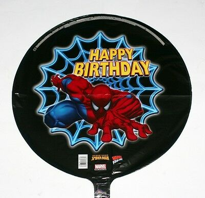 SPIDERMAN Marvel Comics Superhero HAPPY BIRTHDAY 18